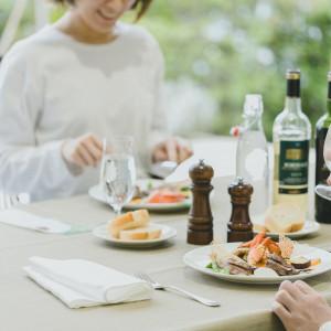 【平日限定】クレールコートレストランでのお食事付き♪ウエディング相談会