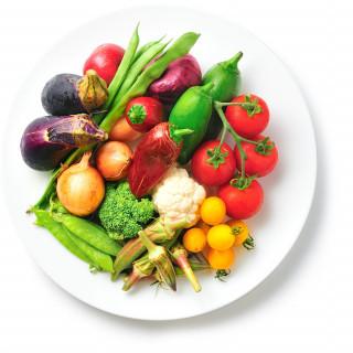 来館された方にもれなく旬のお野菜をプレゼント