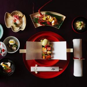 四季を味わう日本料理