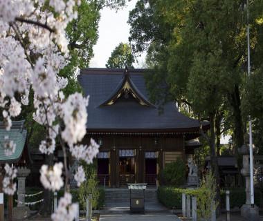 尾張名古屋の総鎮守「若宮八幡社」 厳かな挙式がはじまります
