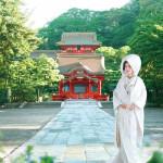 【8大特典付き】鶴岡八幡宮挙式相談×鎌倉フレンチ×コーデ見学