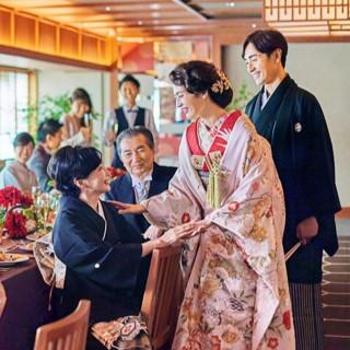 鎌倉鶴岡八幡宮挙式×会食プラン相談会10名~40名