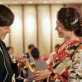 【6名/39万円】絶品試食付き♪家族wedding相談会