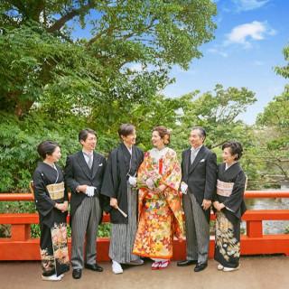 ◆鶴岡八幡宮から最も近い◆神前式本番見学×無料試食