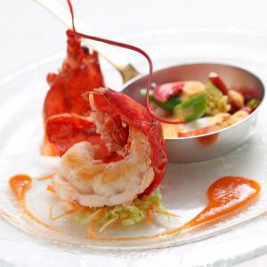 【シェフ厳選!】オマール海老の美食体験フェア♪