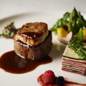 【3組限定・美食体験】フォアグラ×国産牛ハーフコース試食会
