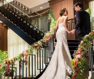 【GRAND OPEN】WEDDING&RESTAURANT