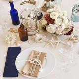 【テーブルコーディネート】ふたりのお好みに合わせてテーブルクロスやナフキンをお選びください。組み合わせ自由で100通り以上のコーディネートが叶う☆