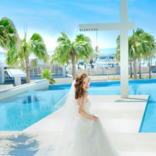 【海へとつながるチャペル】贅沢なプライベートパーティー体験
