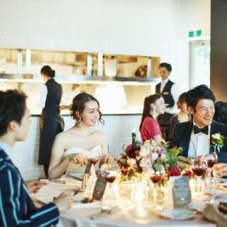 水曜開催【家族婚】試食付!アットホーム婚のための相談会フェア