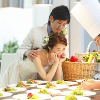 ☆組数限定☆ライブキッチン体感無料試食×SP特典付きフェア
