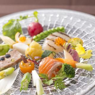 絶品◆豪華婚礼コース料理無料試食!