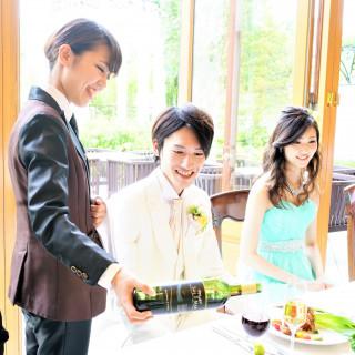 【最大50万円OFF】心温まるアットホームW★少人数での挙式・会食+*