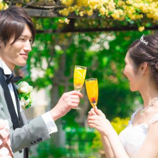 準備も間に合う♪最得♪【2019年9月の結婚式】お色直しカラードレスも含んで50名143万円+*