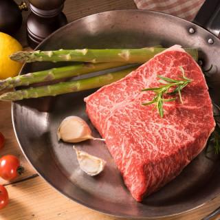 *+5月来館限定+*【松阪牛フィレ&オマール海老コース無料試食】大好評のデザートブッフェ体験も♪