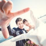 【秋冬婚成約特典】新婦に嬉しいカラードレスをプレゼント♪