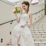 衣装込みプランのプラン内衣装一例(ホワイトドレス)提供:ISLAND BRIDAL