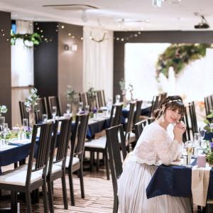 【会場】Lover's Mahalo前撮りの際には、ソロ撮影もご希望であれば可能です。ソロ撮影することによって、ウェルカムボードのバリエーションが増えますよ!|Wedding Space Lover's Placeの写真(4005122)