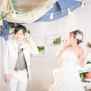 【平日限定】嬉しいドレス見学&平日特典付きブライダルフェア★