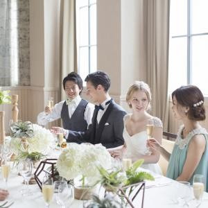 【少人数でお考えのおふたりに】ご家族婚相談会