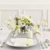 GREEEN & WHITE グリーン&ホワイトを基調としたさわやかなデコレーション ~ゲストテーブルフラワー~