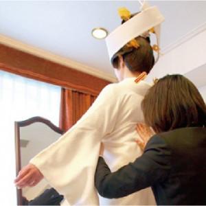 【月1回限定開催!】花嫁衣裳体験会