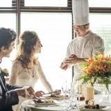 おふたりの結婚式でお出しするメニュー内容はシェフと一緒に考え作っていきます