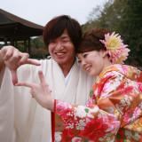 人気の和装前撮り☆奈良公園への出張撮影が大人気!
