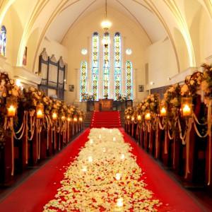 ソフィーバラ教会(グランドサンピア奈良)