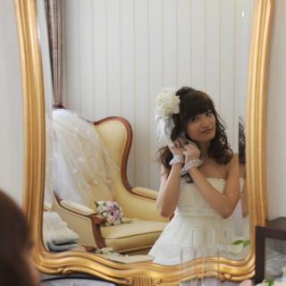 【リアル花嫁体験】人気ドレス試着☆