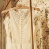 クルヴェット名古屋の雰囲気にぴったりのウエディングドレスをビードレッセでは提案いたします