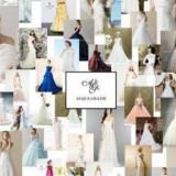 インポートドレスなど多彩なブランドが揃うセレクトショップ、アクアグラツィエ