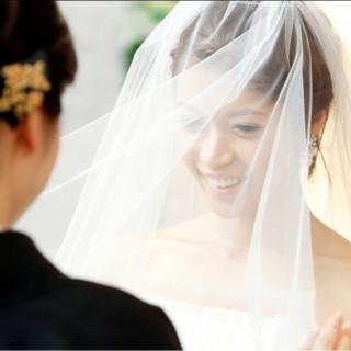 【マタニティ・お急ぎ婚の方も安心】最短4週間の準備で結婚式♪