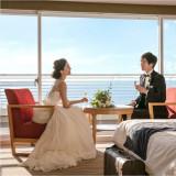 結婚式当日は新郎新婦お2人の宿泊をプレゼント!