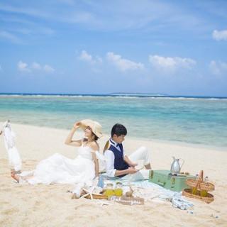 【大阪サロン】リーズナブルにリゾート婚を叶える★挙式料特典付き
