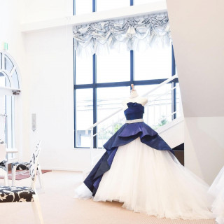 【憧れ花嫁体験】ドレス試着+フレンチ試食+挙式体験フェア