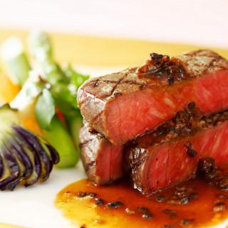 【平日限定】肉フェス!村上牛×米沢牛 食べ比べコース試食&模擬挙式