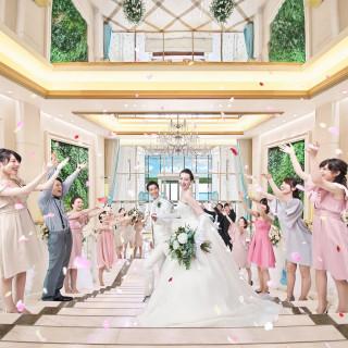 【★チャペルリニューアル特典★】最大100万円OFF!