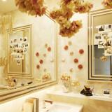 お手洗いも貸切なので、オリジナリティ溢れる装飾が可能!