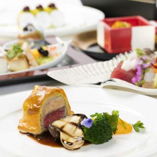 【高級食材厳選】人気のメニュー≪特産牛フィレ肉&鴨のフォアグラ≫試食♪
