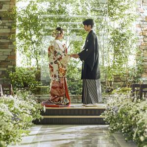 世界のトレンドが集結! 新スタイルのウエディングを叶えて|インスタイルウェディング京都 (InStyle wedding KYOTO)の写真(2455470)
