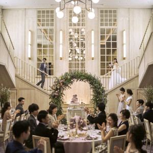 世界のトレンドが集結! 新スタイルのウエディングを叶えて|インスタイルウェディング京都 (InStyle wedding KYOTO)の写真(2455501)