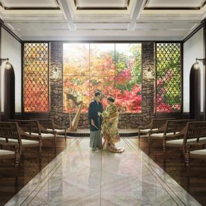 世界のトレンドが集結! 新スタイルのウエディングを叶えて|インスタイルウェディング京都 (InStyle wedding KYOTO)の写真(3023858)