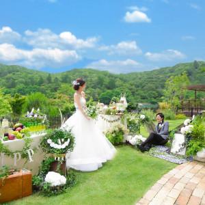 ウエディング ヴィラ アンジェ ミエル【WEDDING VILLA ANGE MIEL】