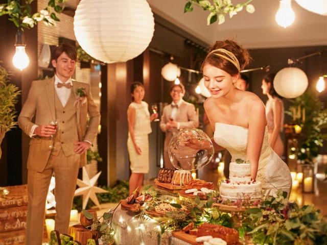 二次会も結婚式場で叶えられます♪