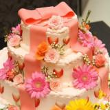 かわいいケーキで二人の初めての共同作業を華やかに!