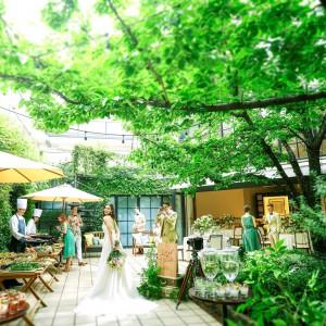 \当館人気NO1*花嫁必須4大特典つき/ガーデン体験×オマール海老試食