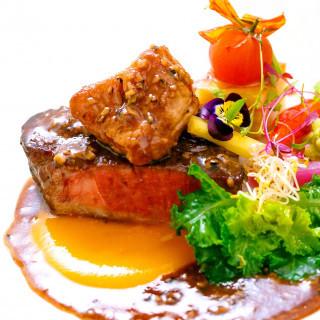 【料理重視の方必見!】ゲストに大好評♪プレミア試食付きフェア