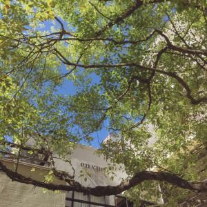 会場は2Fにあります♪|Restaurant en vue(アンヴュー)の写真(1683782)
