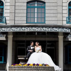 門をくぐると特別な1日の始まり☆ガーデン、館内と貸切なのでお二人の趣味をちりばめて。|Casa Noble OSEIRYUの写真(2471766)